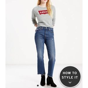 NWT Levi's Wedgie Jeans - Sold Out Online